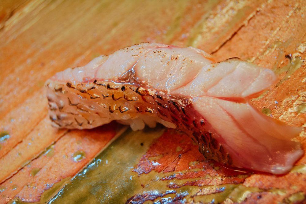 輪島で寿司を食べる「伸福」のど黒のにぎりが何よりも最高 予算は5000円程度 (2014年2月)