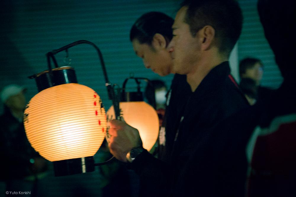 福野神明社 - 富山県南砺 福野の夜鷹祭り(2013年5月2日)