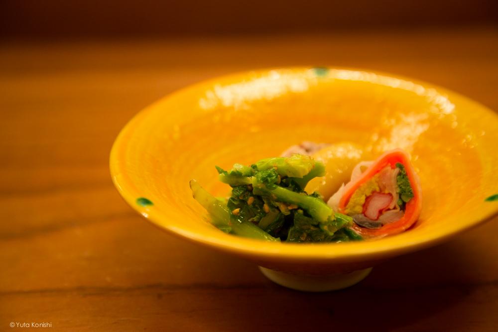 輪島の寿司屋 「伸福」先八寸