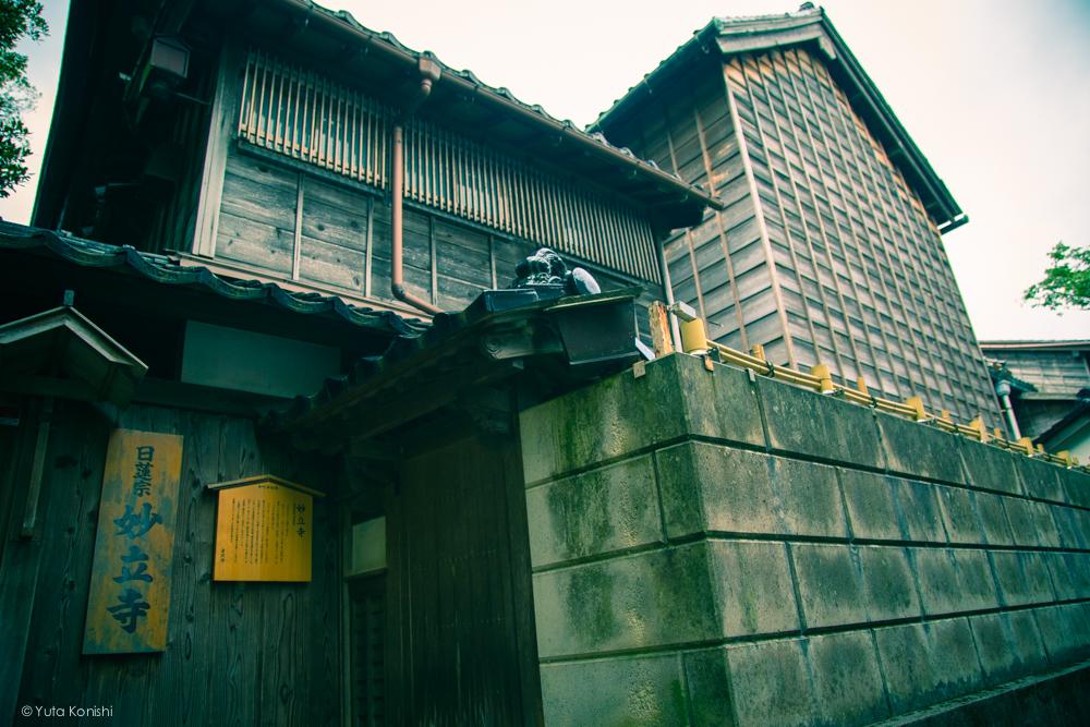 忍者寺 金沢