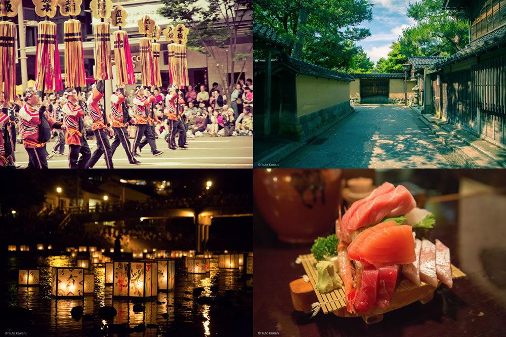 金沢へ観光する前に知っておいて欲しい4つのこと!より金沢観光を楽しくするため知っておきたいことを金沢市民がまとめました。