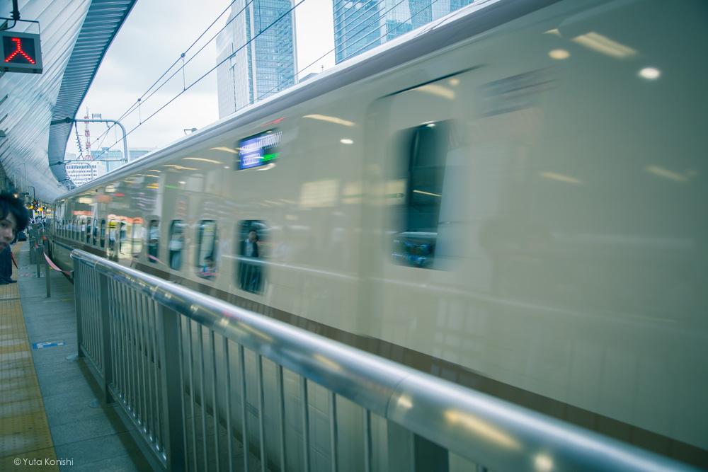北陸新幹線 東京駅 E7