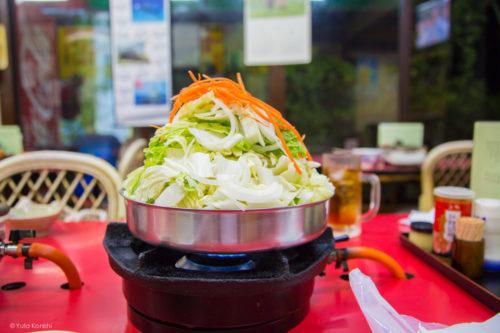 石川県加賀市の最強B級グルメ「ドラ富士」クセになる最強の「とり野菜鍋と焼き肉の組み合わせ」に勝てるグルメは他にあるの?