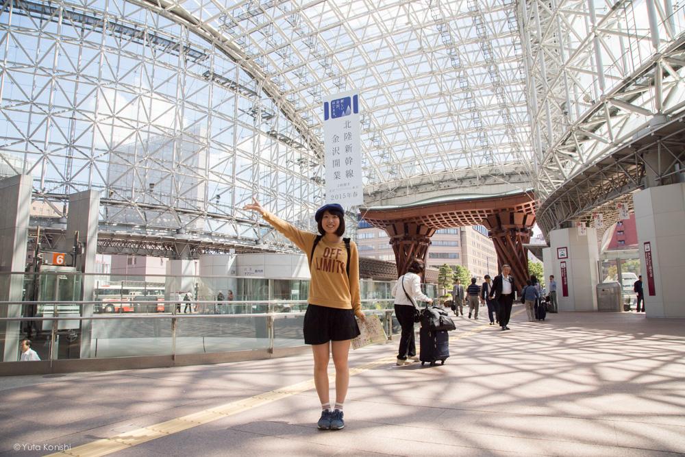 金沢観光の決定版「まちのり」で金沢を一日で制覇する完全マニュアル!ゆりりん金沢駅