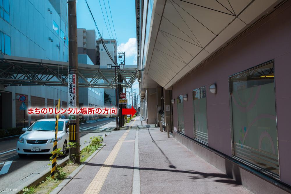 金沢観光の決定版「まちのり」で金沢を一日で制覇する完全マニュアル!ゆりりん金沢駅 案内3