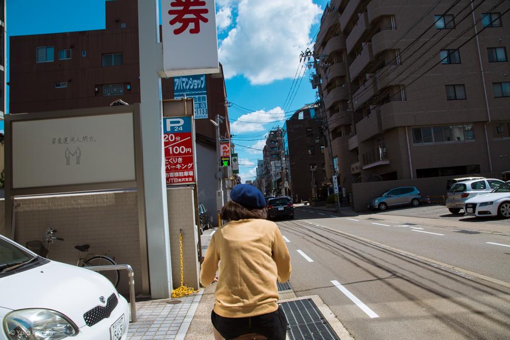 金沢観光の決定版「まちのり」で金沢を一日で制覇する完全マニュアル!金沢駅まちのり ゆりりん 近江町市場
