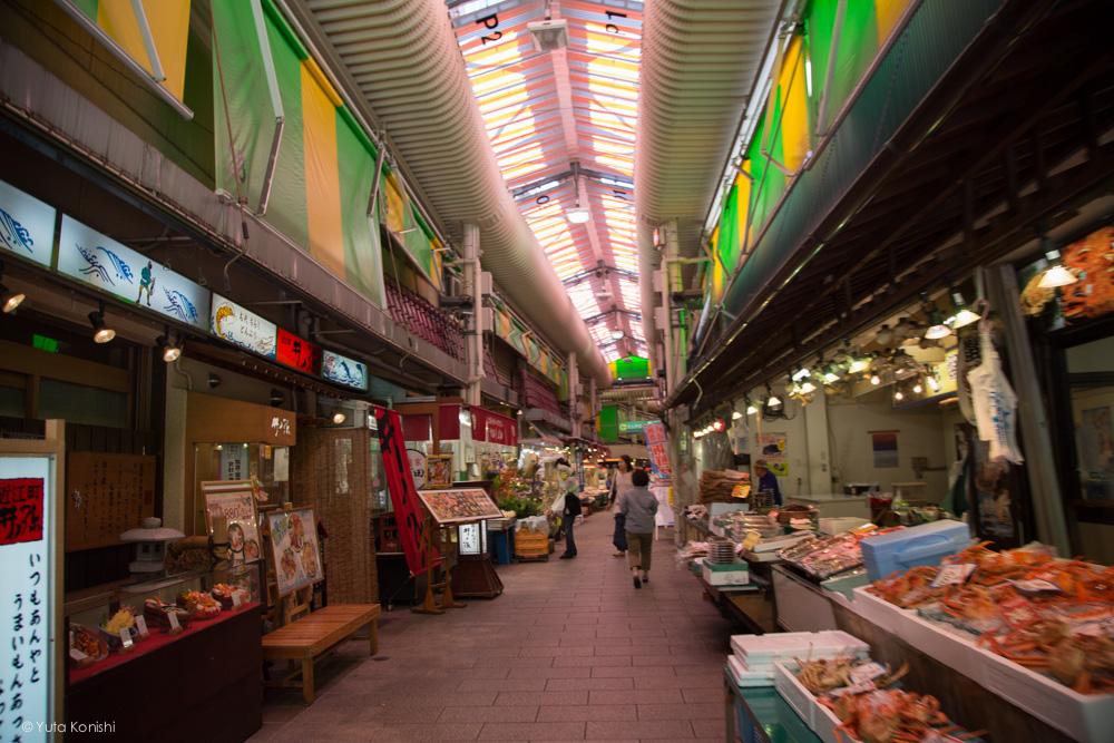 金沢観光の決定版「まちのり」で金沢を一日で制覇する完全マニュアル!金沢駅まちのり 近江町市場