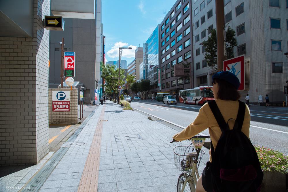金沢観光の決定版「まちのり」で金沢を一日で制覇する完全マニュアル!金沢駅まちのり 南町 ゆりりん