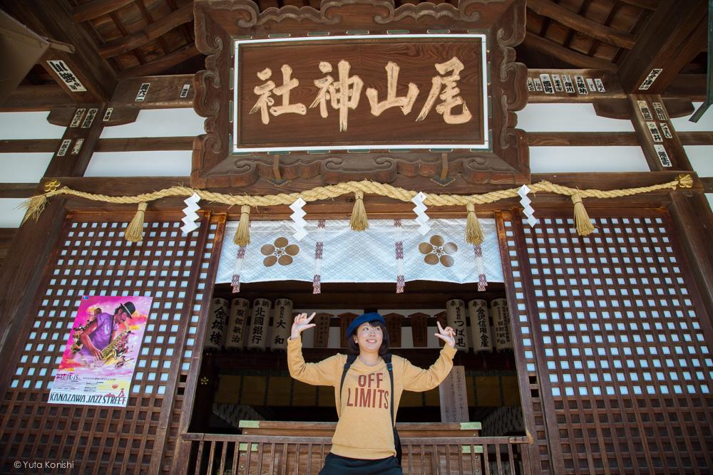 金沢観光の決定版「まちのり」で金沢を一日で制覇する完全マニュアル!金沢駅まちのり 尾山神社 ゆりりん