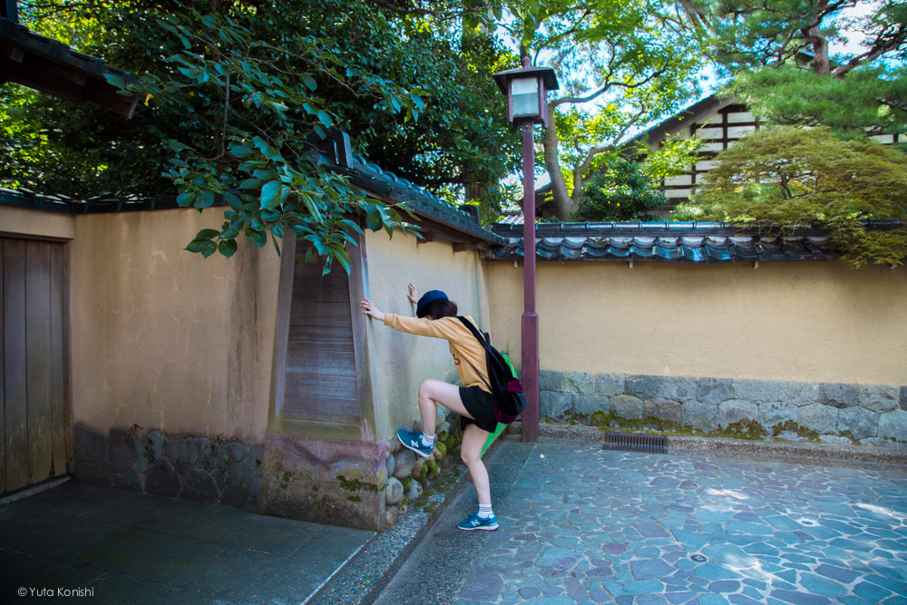 金沢観光の決定版「まちのり」で金沢を一日で制覇する完全マニュアル!金沢駅まちのり 武家屋敷 ゆりりん