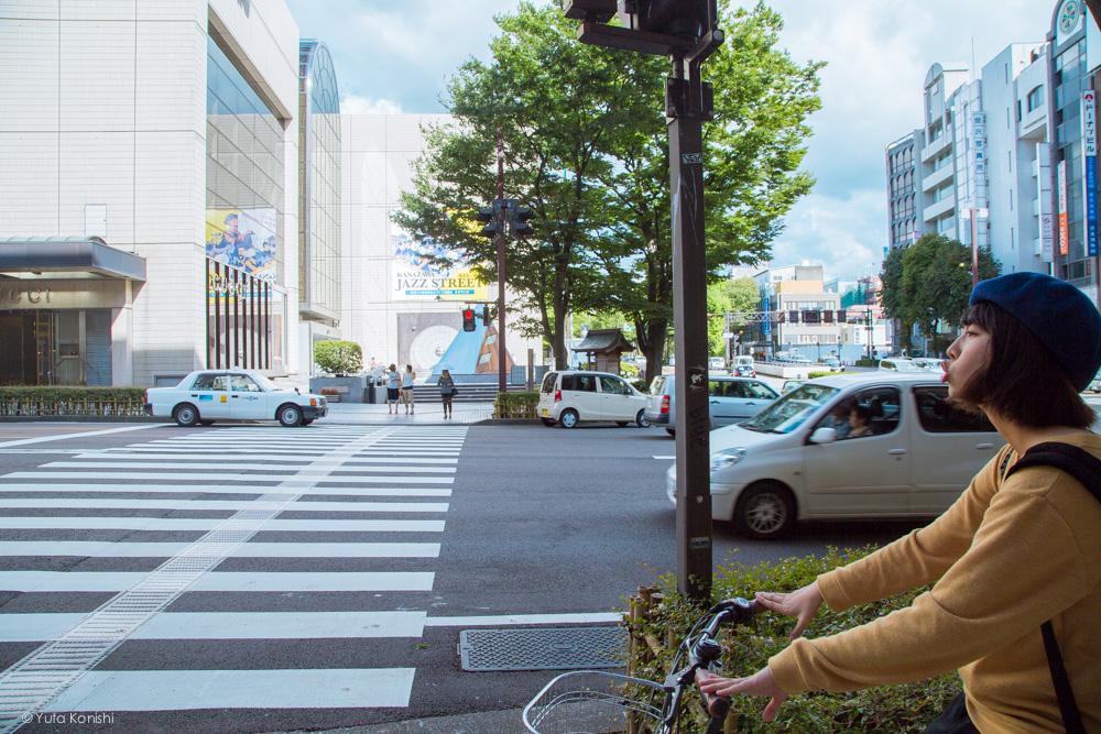 金沢観光の決定版「まちのり」で金沢を一日で制覇する完全マニュアル!金沢駅まちのり 香林坊 ゆりりん