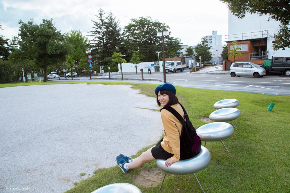 金沢観光の決定版「まちのり」で金沢を一日で制覇する完全マニュアル!金沢駅まちのり 21世紀美術館 ゆりりん