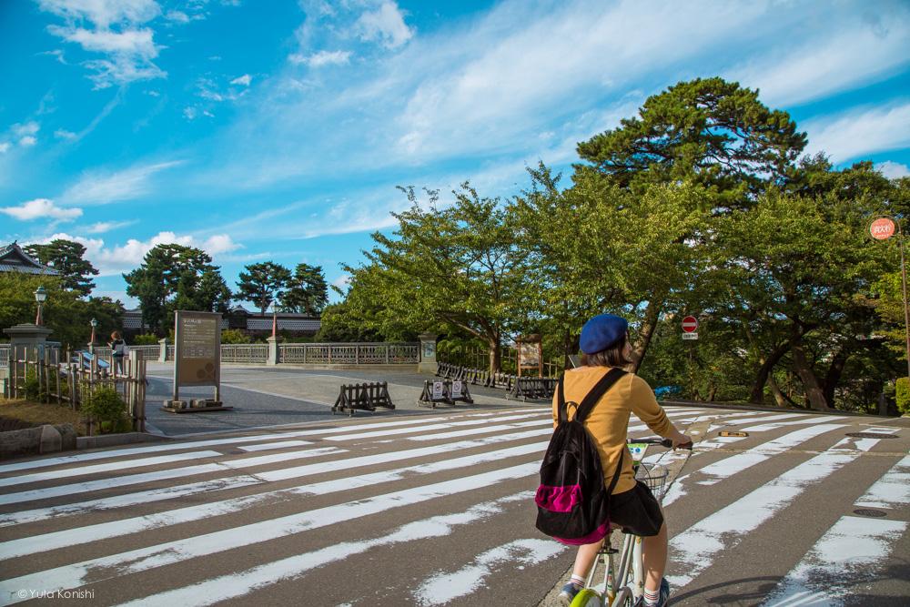 金沢観光の決定版「まちのり」で金沢を一日で制覇する完全マニュアル!金沢駅まちのり 兼六園 ゆりりん