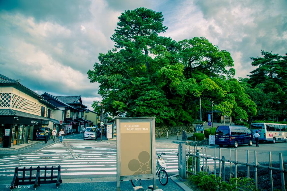 金沢観光の決定版「まちのり」で金沢を一日で制覇する完全マニュアル!金沢駅まちのり 兼六園