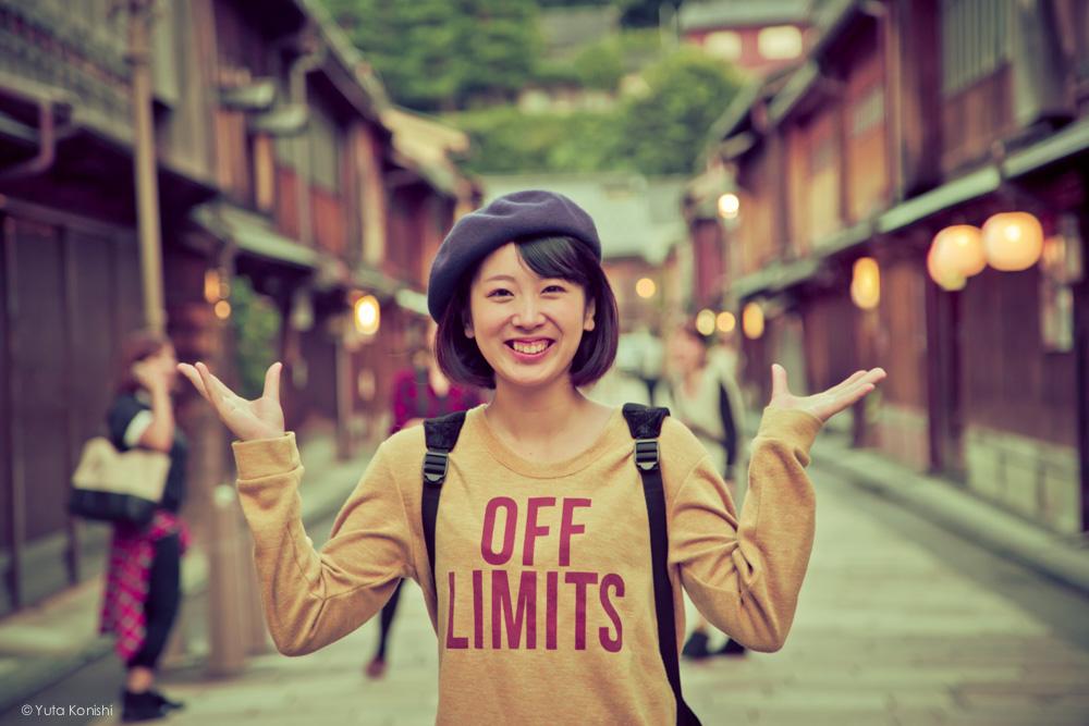 金沢観光の決定版「まちのり」で金沢を一日で制覇する完全マニュアル!金沢駅まちのり 東山 ゆりりん