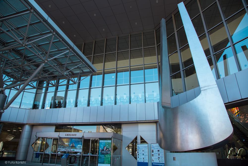 Ingressでする新しい「金沢観光」音楽堂