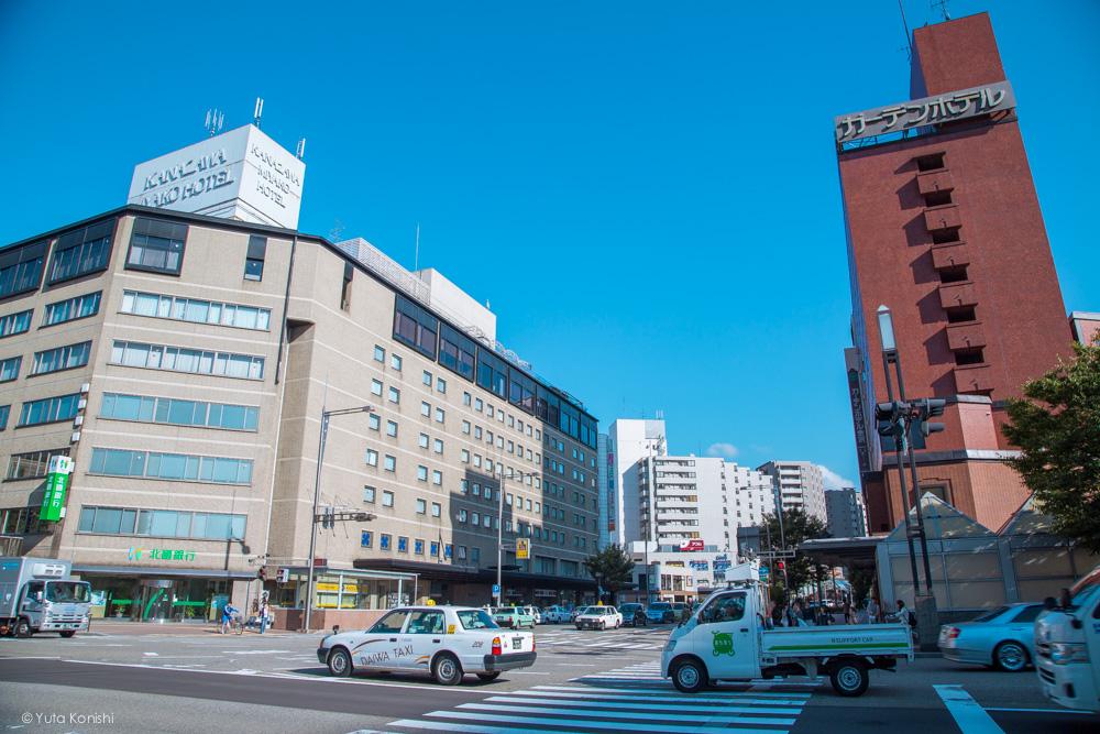 Ingressでする新しい「金沢観光」