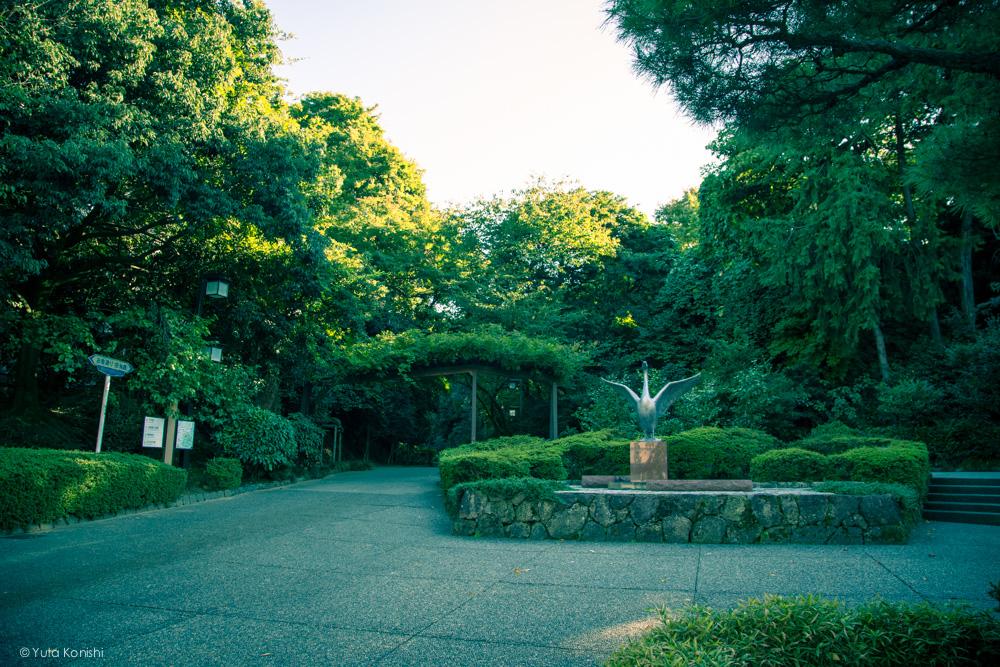 Ingressでする新しい「金沢観光」白鳥路出口