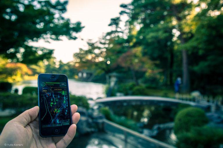 金沢をIngressで観光する!新しい「金沢観光」を金沢市民がご紹介!イングレスの「兼六園ミッション」で金沢観光がより楽しくなる!