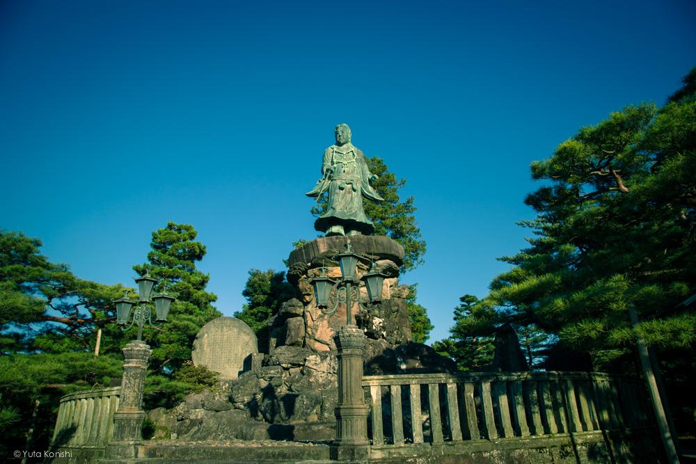 Ingressでする新しい「金沢観光」ヤマトタケルノミコト