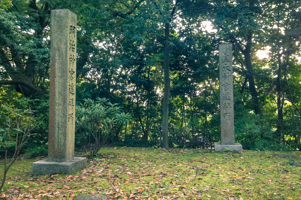 Ingressでする新しい「金沢観光」尾山神社