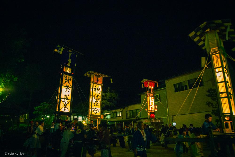 向田の火祭 金沢・能登を2泊3日で知り尽くす食べ尽くす石川県の完全観光マニュアル!本当の石川県民がおすすめする金沢・能登の旅!