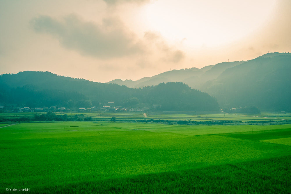 輪島郊外の風景 金沢・能登を2泊3日で知り尽くす食べ尽くす石川県の完全観光マニュアル!本当の石川県民がおすすめする金沢・能登の旅!