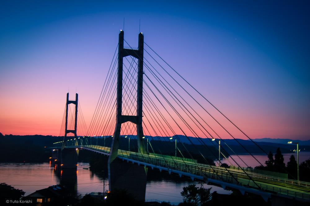 中島大橋 能登の魅力を惜しげも無く伝える能登の美しい写真たち!こんなの見たら能登へ行きたくなるだろ!これ見て行かないやついるの?