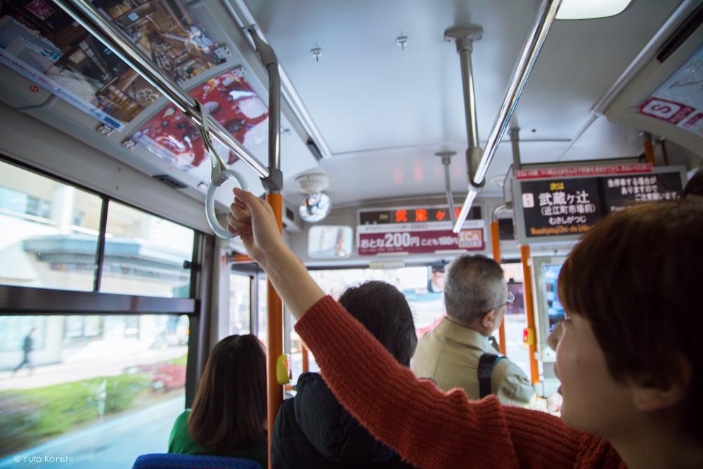 周遊バスゆりりん 金沢周遊バスで周る金沢観光マニュアル!金沢観光アイドル「ゆりりん」とバスで金沢を紹介します!