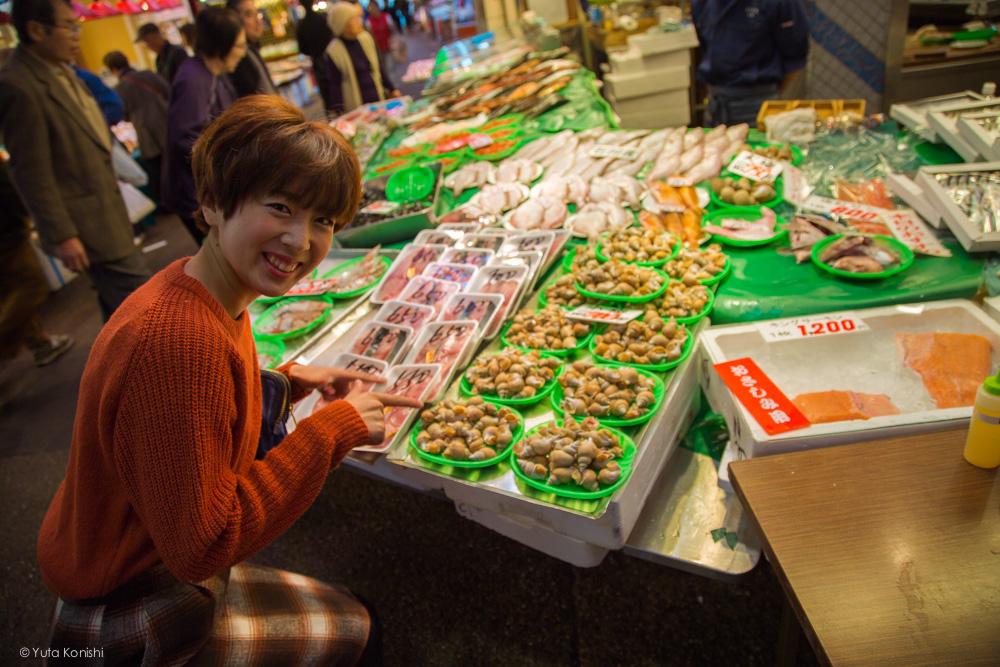 貝が好きゆりりん 金沢周遊バスで周る金沢観光マニュアル!金沢観光アイドル「ゆりりん」とバスで金沢を紹介します!