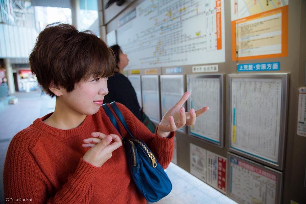 金沢周遊バスで周る金沢観光マニュアル!地元人が作りました!金沢観光アイドル「ゆりりん」とバスで金沢を紹介します!