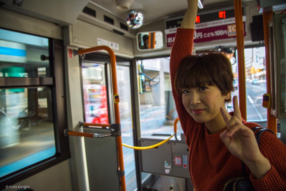 南町バス停ゆりりん 金沢周遊バスで周る金沢観光マニュアル!金沢観光アイドル「ゆりりん」とバスで金沢を紹介します!
