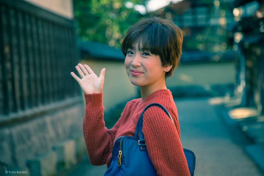 長町武家屋敷跡ゆりりん 金沢周遊バスで周る金沢観光マニュアル!金沢観光アイドル「ゆりりん」とバスで金沢を紹介します!
