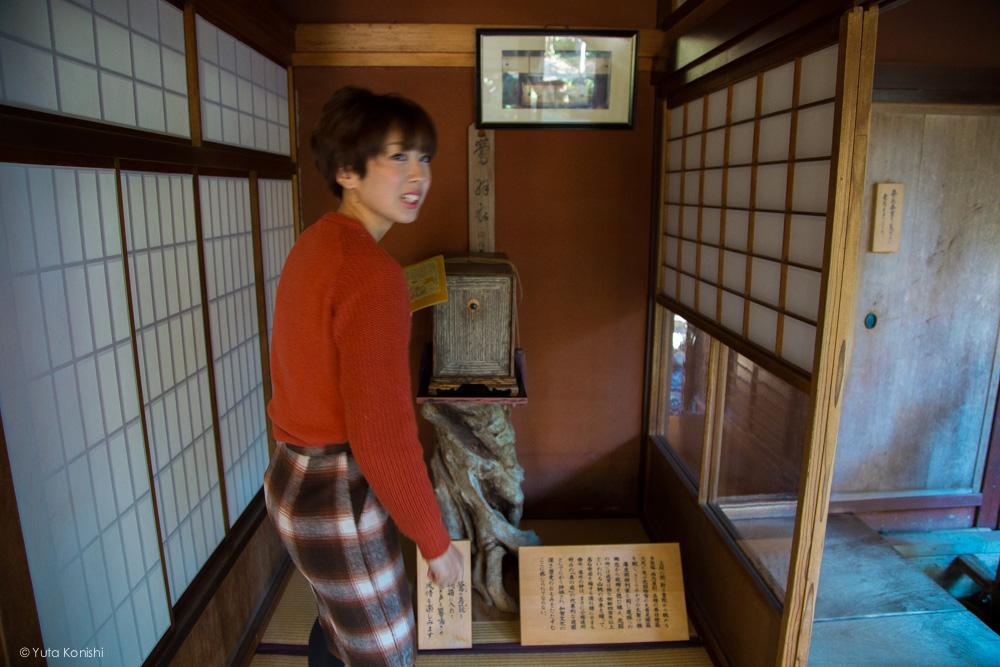 野村家の箱ゆりりん 金沢周遊バスで周る金沢観光マニュアル!金沢観光アイドル「ゆりりん」とバスで金沢を紹介します!