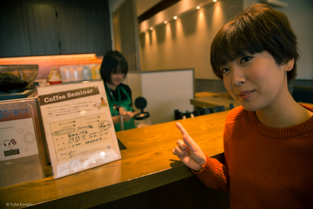 スタバゆりりん 金沢周遊バスで周る金沢観光マニュアル!金沢観光アイドル「ゆりりん」とバスで金沢を紹介します!
