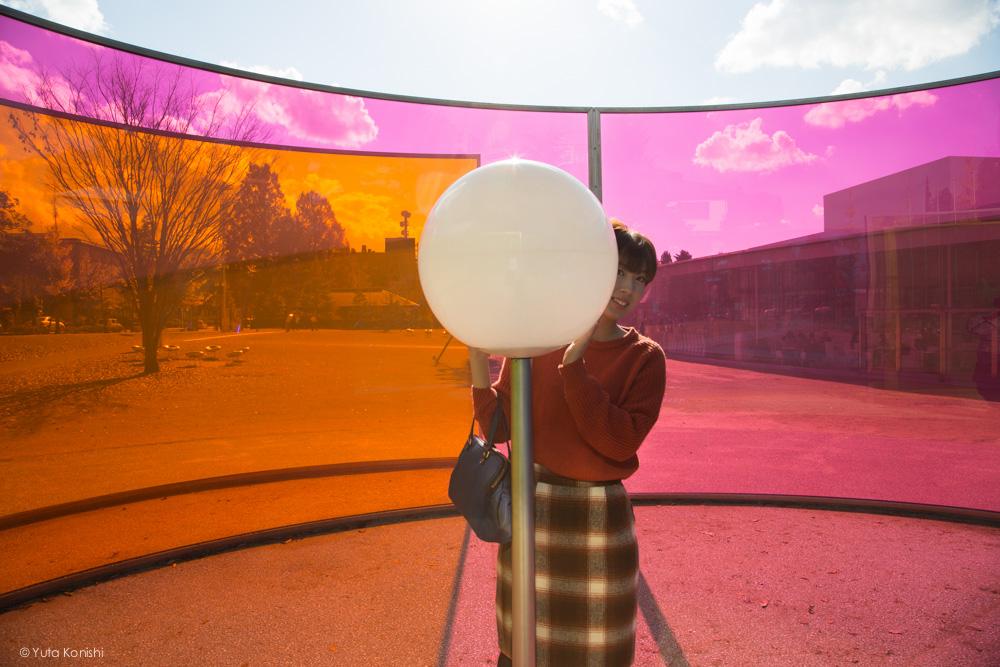 21世紀美術館 金沢周遊バスで周る金沢観光マニュアル!金沢観光アイドル「ゆりりん」とバスで金沢を紹介します!