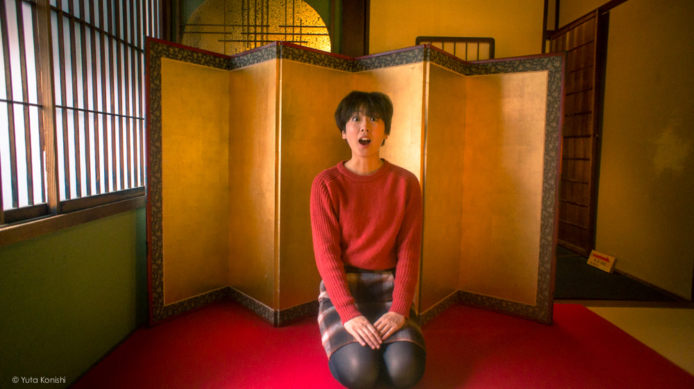 ひがし茶屋ゆりりん 金沢周遊バスで周る金沢観光マニュアル!金沢の観光アイドル「ゆりりん」とバスで金沢を紹介します!