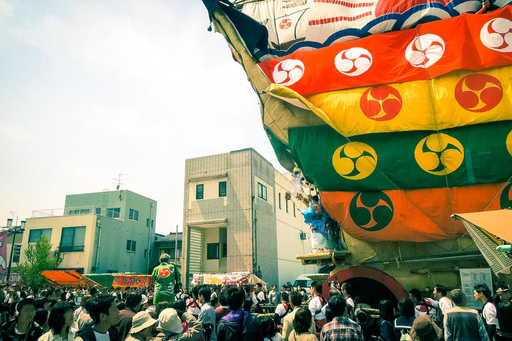 七尾青柏祭 2015年4月金沢観光・石川県観光 イベントまとめ 兼六園での花見がとにかく狙い目だよ!