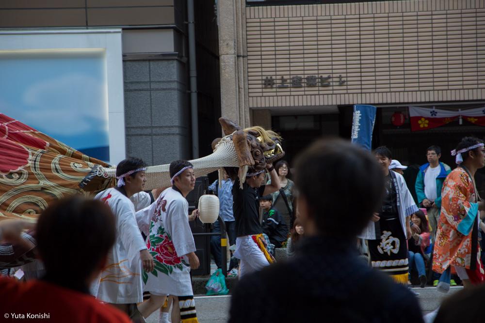 金沢市が総力を結集!「百万石まつり」2015年これはもう祭りという名の文化エンターテイメント祭!地元目線の百万石まつりのシーン集めました。