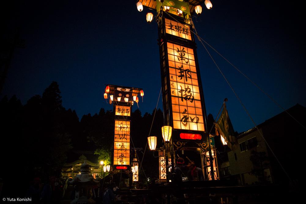2015年7月〜9月 能登のキリコ祭りまとめ!夏は金沢よりも120%能登に決まってる!祭りのために人生すらかけてしまう能登の魂を感じようぜー!