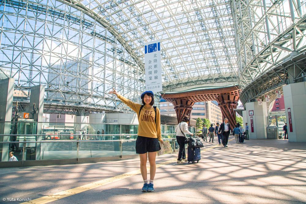 金沢駅の有名コピーを自由に作り出せる「金沢ジェネレーター」を開発しました!最高の金沢コピーを生み出そう!