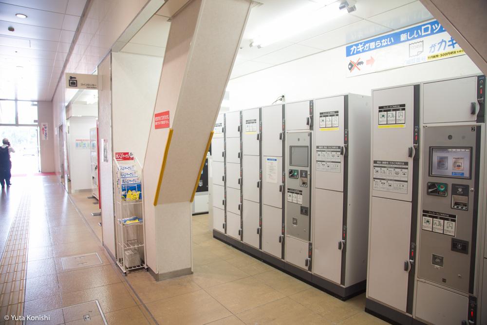 コインロッカー5 金沢駅のコインロッカー完全攻略!空いてない!見つからない!荷物どうすればいいんだよ。。これでもう迷うことはありません。