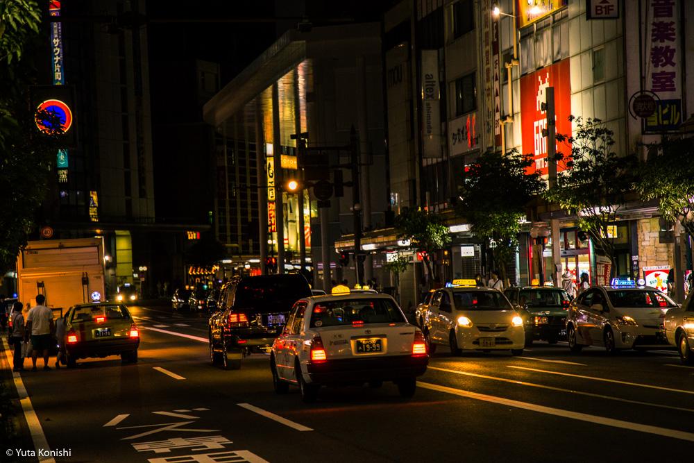 金沢の幽玄美を歩く〜2015お盆の夜のフォトジェニックツアー〜