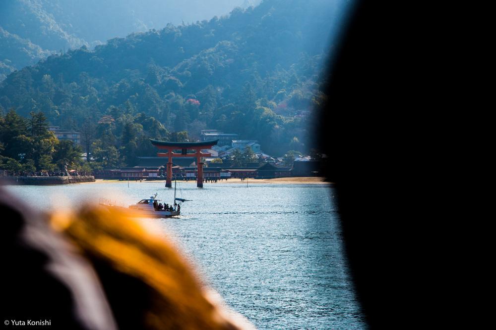 北陸から行く「ウルトラ初詣」北陸から日帰りでどこまで行けるかに挑戦!宮島・広島・岡山・大阪の日帰りの旅!2016年