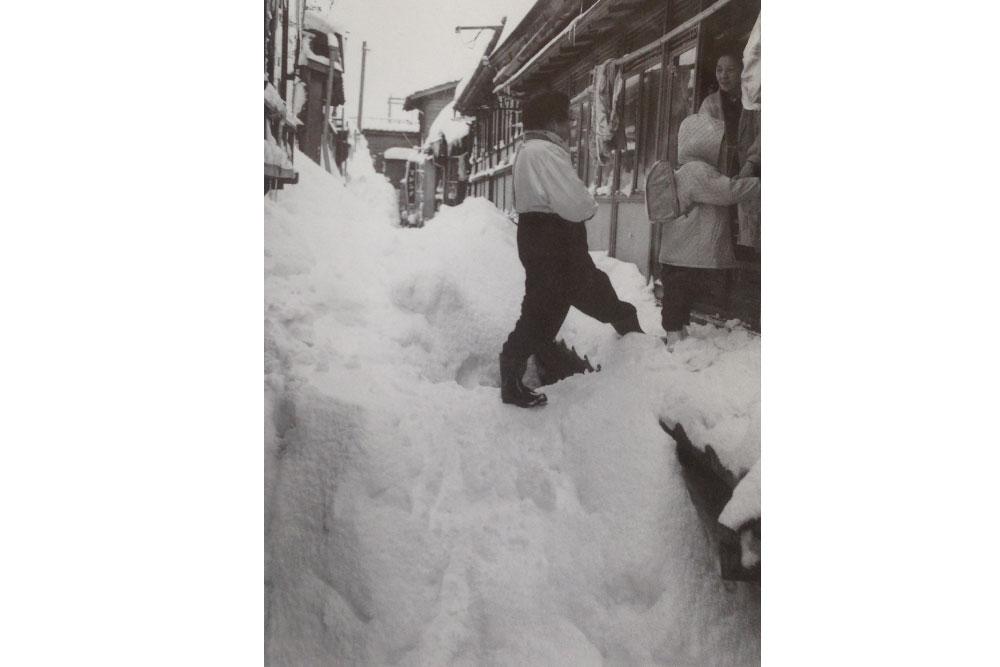 大雪が降るとは必ずささやかれる38豪雪と石川県の豪雪の話