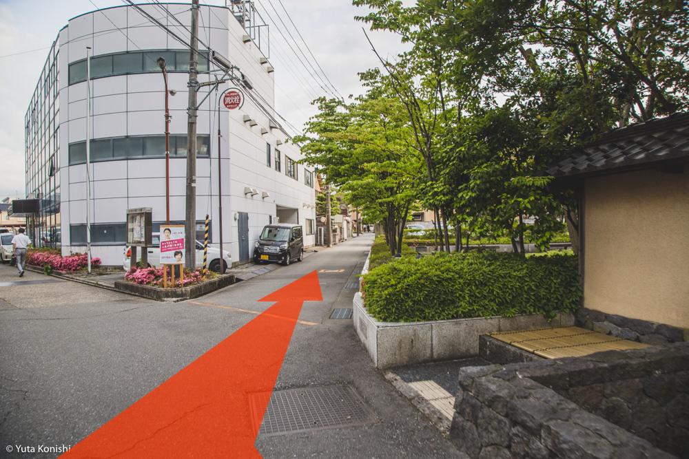 09 金沢古地図散歩「本多町から桜橋まで」金沢21世紀美術館に遊びに来た時には是非やってみて!絶対疲れるから!!
