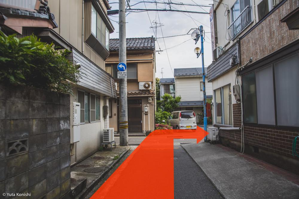 10 金沢古地図散歩「本多町から桜橋まで」金沢21世紀美術館に遊びに来た時には是非やってみて!絶対疲れるから!!