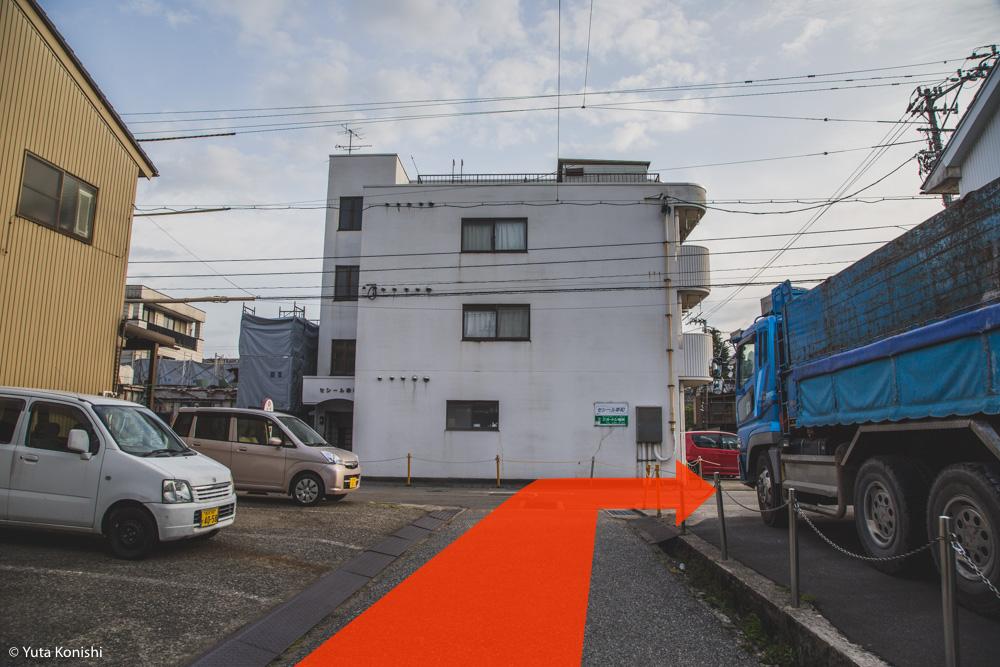 13 金沢古地図散歩「本多町から桜橋まで」金沢21世紀美術館に遊びに来た時には是非やってみて!絶対疲れるから!!