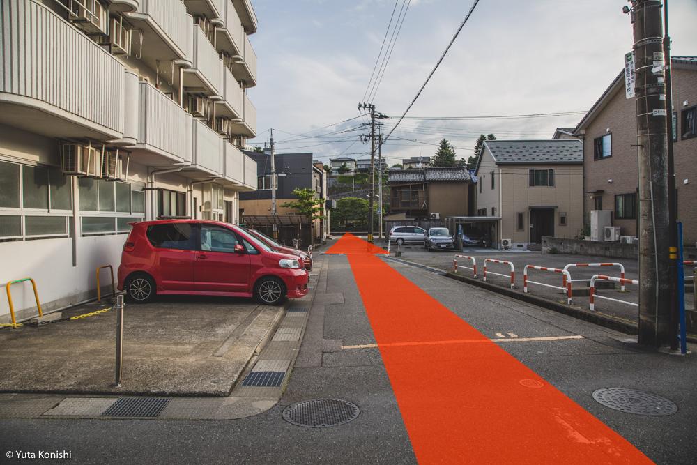 14 金沢古地図散歩「本多町から桜橋まで」金沢21世紀美術館に遊びに来た時には是非やってみて!絶対疲れるから!!