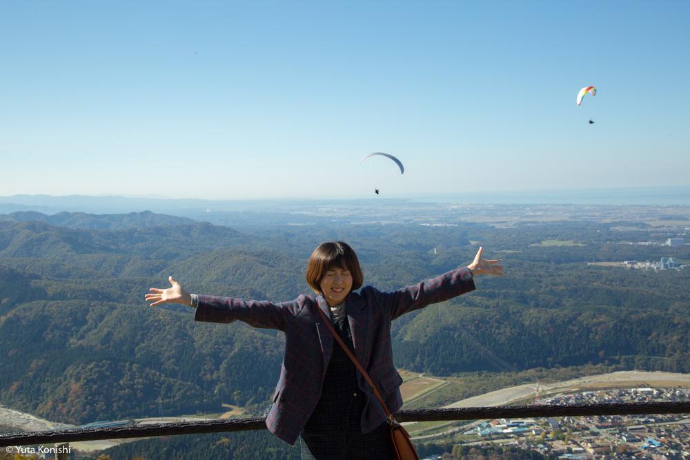 北陸の秋だ紅葉だ!どこ行く?ゆりりんと行く白山・白川郷へGo!金沢から日帰りで秋を満喫!!